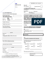 Enrolment Form for Bridging Initial-1