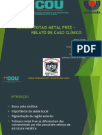 COROAS TOTAIS METAL FREE