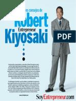 Consejos de Robert Kiyosaky