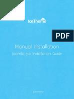 Joomla Guide 3.0 - Manual
