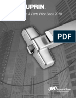 Von Duprin Pricebook 2010