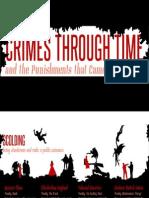crimes through time