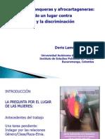 Presentacion Doris Lamus Catedra JEG UNAL ABRIL 12 11