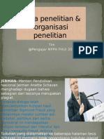Mpph Etika Organisasi Penelitian