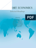 Transport Economics Selected Readings