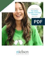 Nielsen-The Global, Socially Conscious Consumer