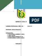 Monografia Derecho Civil IV