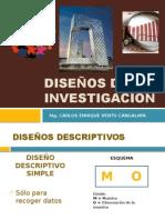 Disec3b1os de Investigacic3b3n