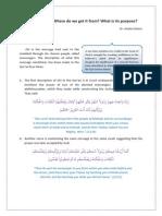 DR. Khalid Zaheer Notes. 1