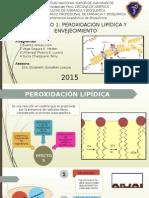 Seminario 1 Peroxidacion Lipidica y Envejecimiento. Parte Winy