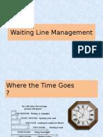 Waiting Line Management (4)