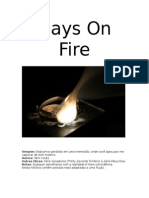 Days On Fire - Shannon {R-Evolve} (21º Capítulo)