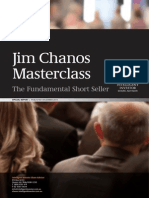 II SR Jim Chanos Masterclass Dec 14