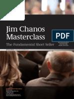 II SR Jim Chanos Masterclass Dec 14