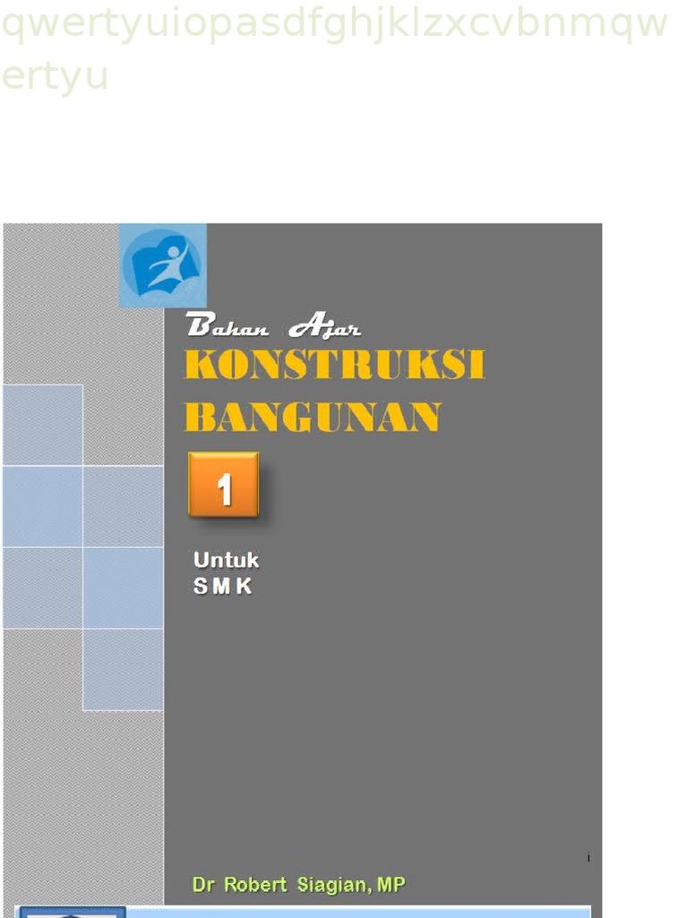1 Buku Konstruksi Bangunan 1 2013