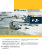 Concrete Block Pavements