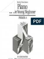 Bastien_Piano for Young Beginner_Primer A