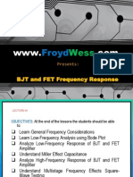 BJT and FET Frequency Response_lec2