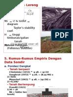 Mektan Geoteknik 2 A