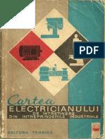 Cartea electricianului de intretinere din intreprinderile industriale.pdf
