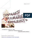 Vapaus Muurarien Kahleista