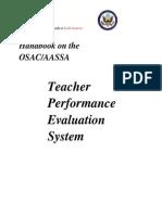 Teachers' Appraisal