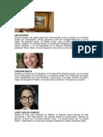 CYLCON 2015 Escritores participantes