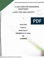 Electromagnetics Project 2