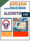 algoritmos y flujogramas.