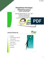 Pengelolaan Keuangan Pribadi Karyawan DEC09 FULL VERSION