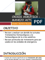 Crisis Asmatica en Pediatria Final
