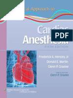 A practical approach to cardiac anesthesia.epub