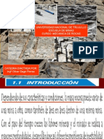 MECANICA DE ROCAS-UNT resumen- 1°Parte