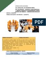 Guia 2 Concepto y Tipos de Grupo y Equipo