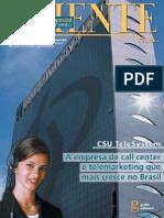 Especial Csu - Parte Integrante da Revista Cliente SA edição 20 - Setembro 03