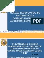 Tecnologias de La Informacion Para La Gestion Empresarial