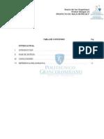 Proyecto de Aula - Teoria de Las Organizaciones