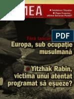 LUMEA,An XXI,Nr.10 (271) 2015