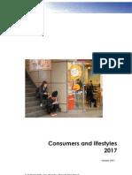 Consumer Lifestyles 2017