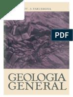 Geologia General - G. Gorshkov a. Yakushova