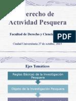 Derecho Pesquero Diapos