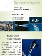 Inyeccion Electronica
