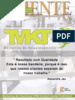 Especial Tmkt - Parte Integrante da Revista ClienteSA edição 21 - Outubro 03