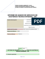 Formato de Informe Consultor Ati