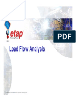 Load Flow and Panel Edit