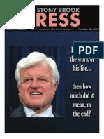 The Stony Brook Press - Volume 31, Issue 11