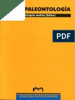 Micropaleontologia Segunda Edicion . Col