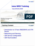 1-Introduction to CiTRANS R800 Series _ OTN Devices