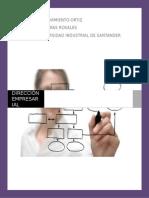 Trabajo Estructura y Diseño Organizacional Shey