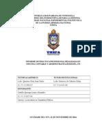 Informe de Pasantía Contaduría Pública